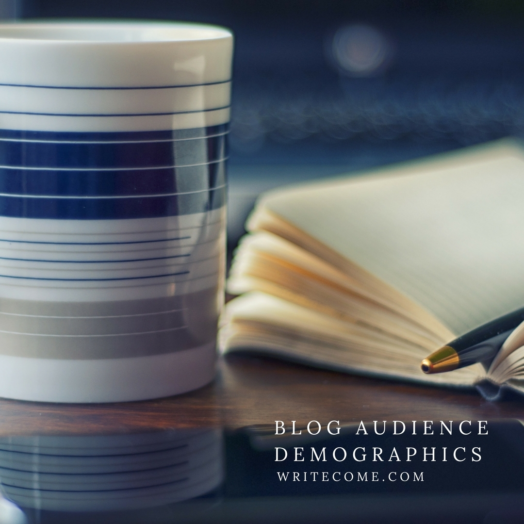 Blog Audience Demographics