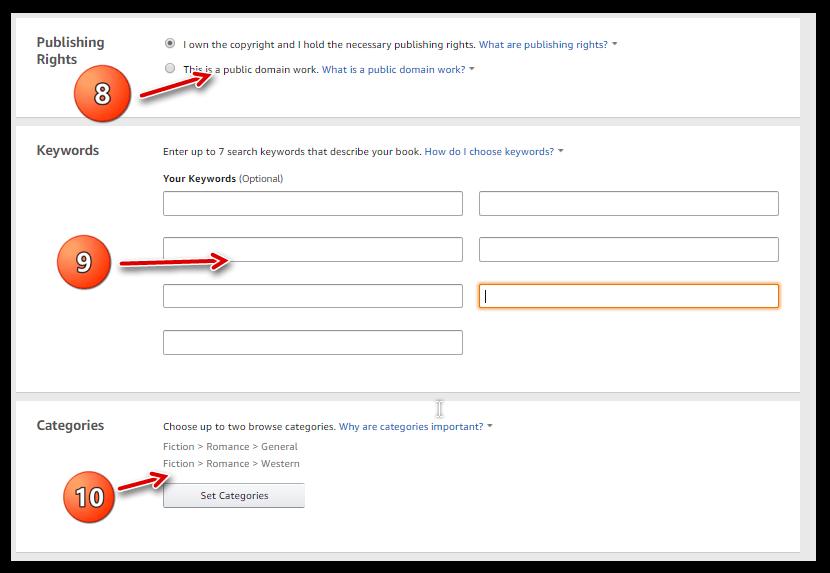 How To Self Publish On Amazon