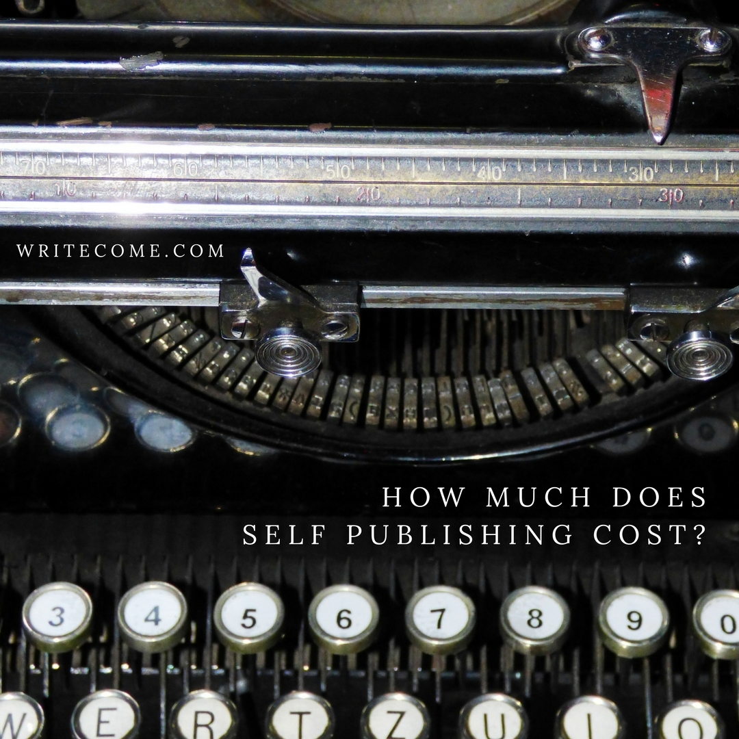 How Much Does Self Publishing Cost