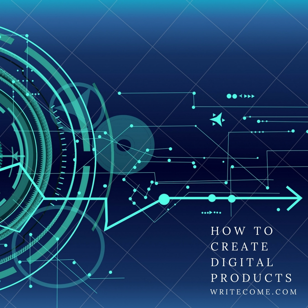 How To Create Digital Products