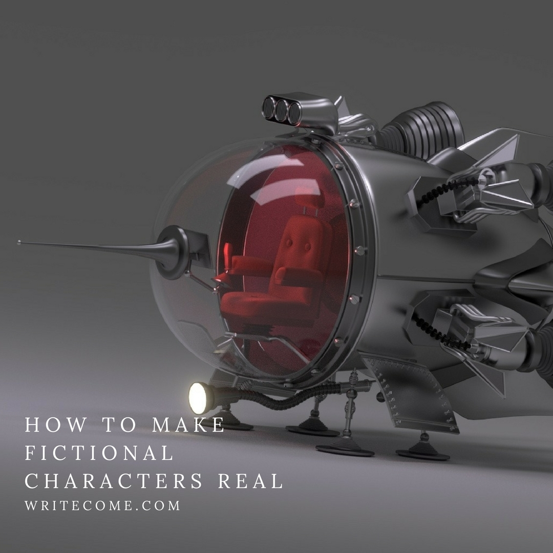 How To Make Fictional Characters Real