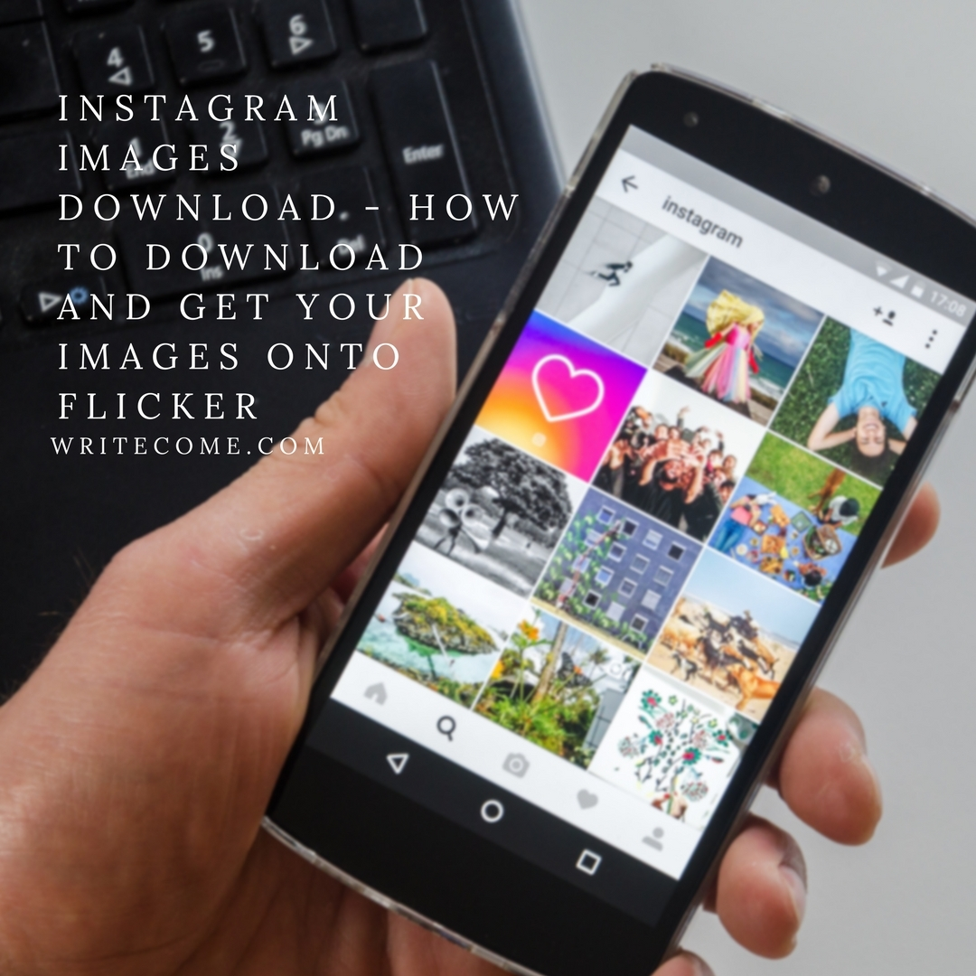 Instagram Images Download