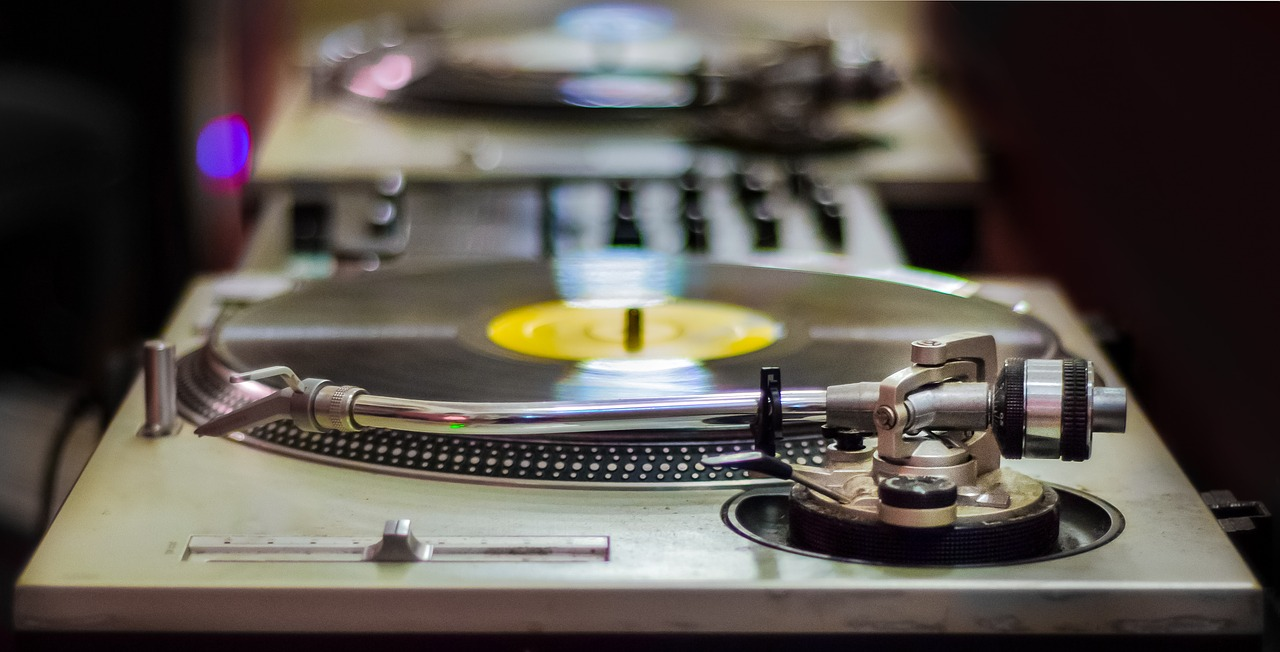 Being A DJ Won't Help You Sell More Books