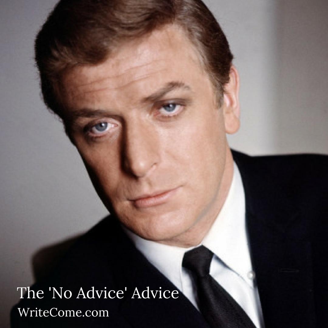 The 'No Advice' Advice