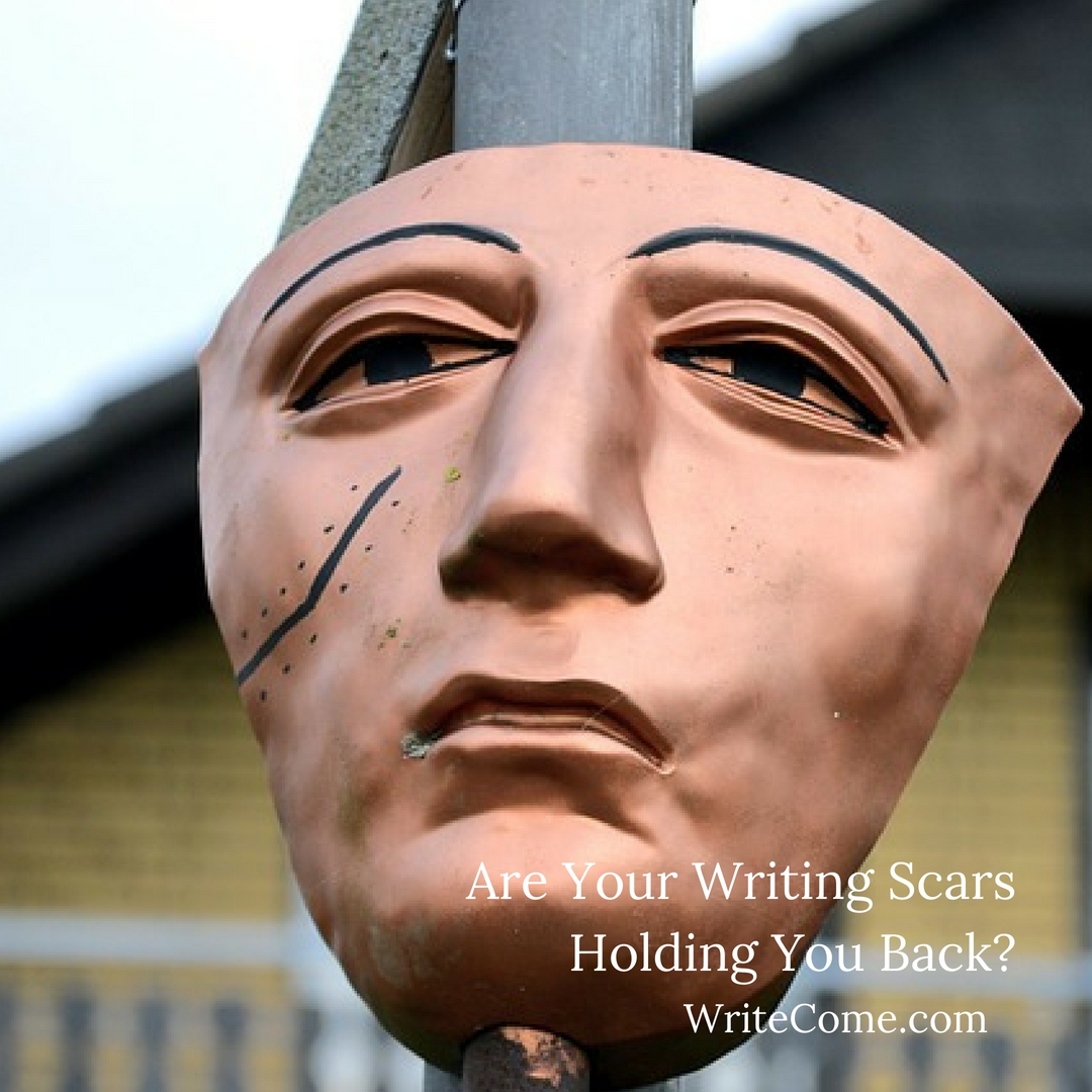 Are Your Writing Scars Holding You Back?