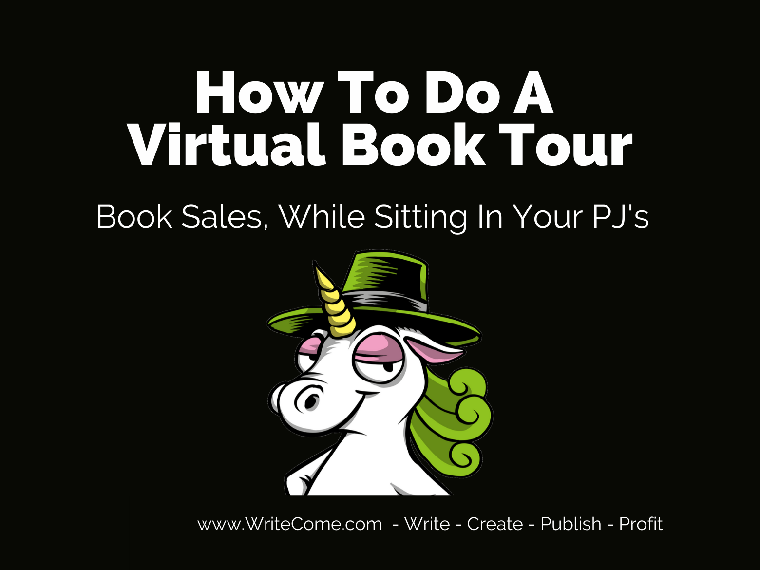 How To Do A Virtual Book Tour
