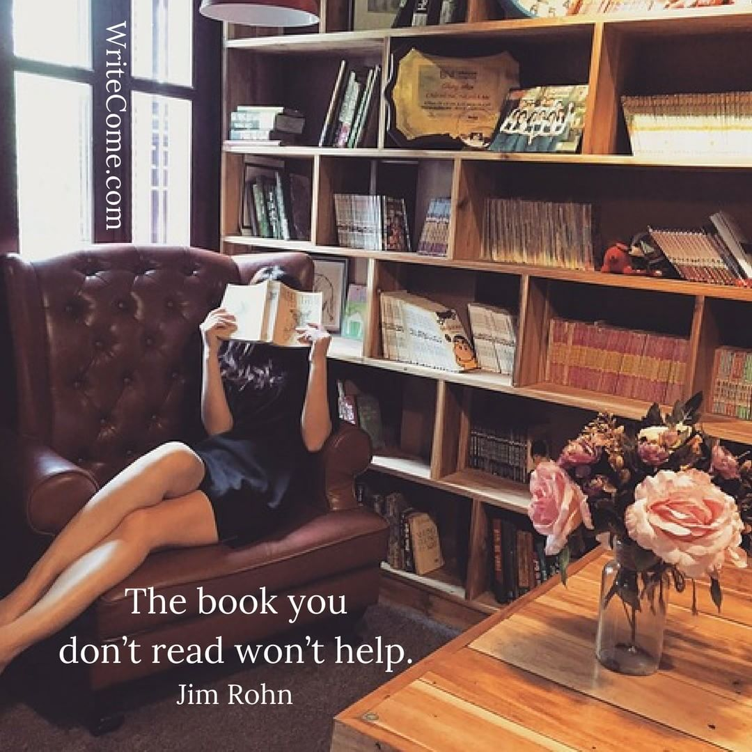 The Book You Don't Read...
