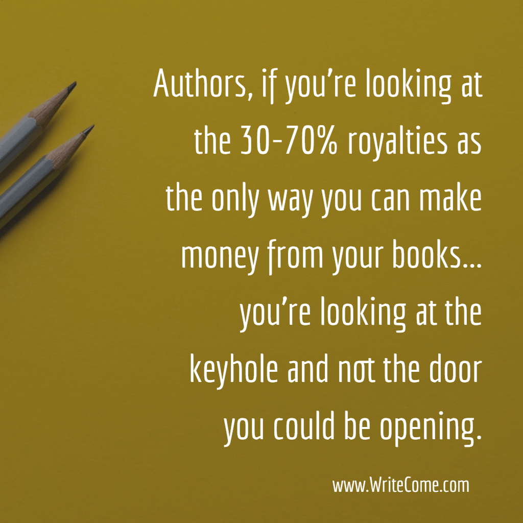 Are You Earning Only Through The Keyhole?...