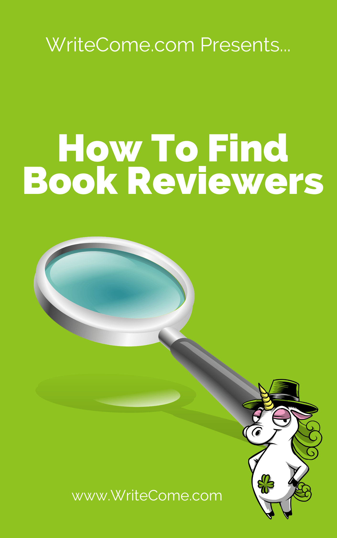 Free Micro Report - How To Find Book Reviewers