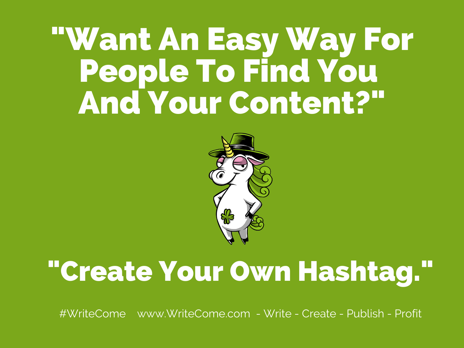 Want Any Easy Way To Be Found Online?