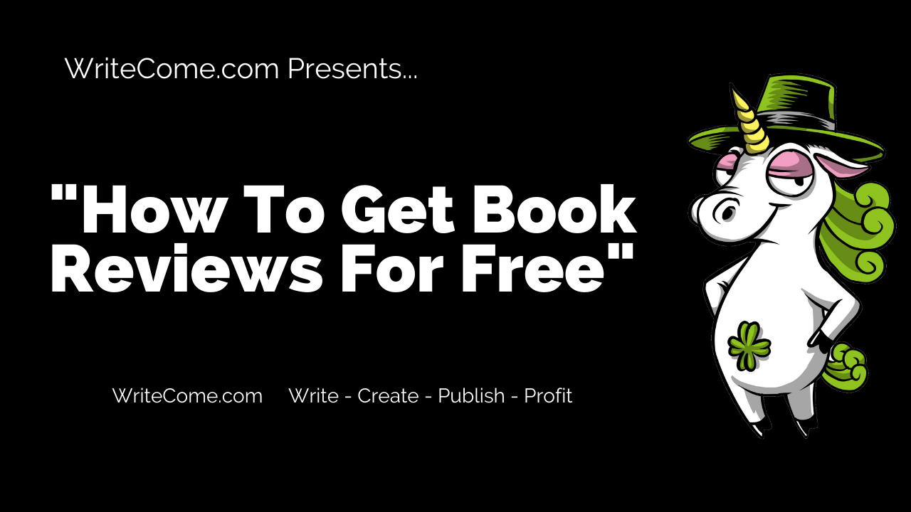 How To Get Book Reviews For Free