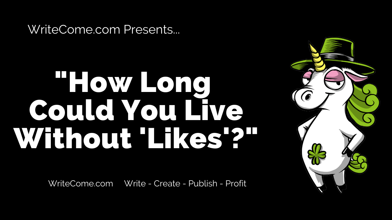 How Long Could You Live Without 'Likes'?